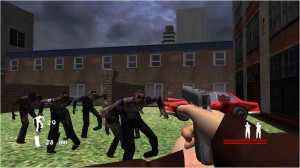The Co-op Zombie Game screenshot